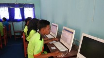 107 Siswa SMAN 2 Tungkal Jaya Ikuti Simulasi UNBK 2020
