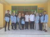 Rombongan mahasiswa UIN Rafa Palembang KKN di Babat Toman