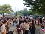 Aksi WCD Di Kabupaten Musi Banyuasin.