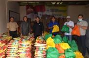 4 Anggota DPRD Muba Dapil 3 Bareng Sosialisasikan Pencegahan Penularan Covid 19