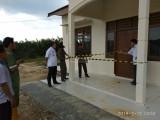 4 Bangunan Liar PT HMH, Disegel Satpol-PP Bayung Lencir