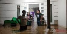 4 Jam Diguyur Hujan, Sumber Agung Banjir