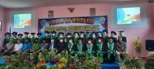 Prosesi Yudisium & Wisuda STAI Rahmaniyah Sekayu