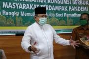 Bupati Muba DRA Ringankan Beban Hidup Warga Masa Pandemi Covid-19