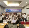Suasana Orientasi Anggota Baru PWI Sumatera Selatan.