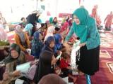 93 Orang Lansia Terima Bantuan Alat Disabilitas dan Sembako