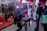 Apriyadi Buka Musprov PBSI Sumsel, Lantik Pengurus PAW Pengkot PBSI Palembang