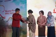 Bawa Gambo Mendunia, Thia Yufada Raih Apresiasi Perempuan Hebat Indonesia 2019