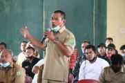 Musyawarah Rencana Pembangunan Kecamatan Bayung Lencir di gelar di Gedung Serbaguna Desa Senawar Jaya Kecamatan Bayung Lencir, Kamis (11/2). Foto : Luthfy, mubaonline.