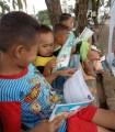 Giat Arsi Gelorakan semangat Baca di Musi Banyuasin.