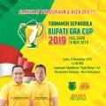 Bupati DRA Cup 2019 Dimulai Besok di Keluang, Yuk.. Nonton