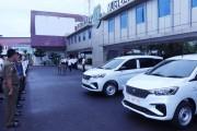 Bupati Muba Berikan Dua Unit Mobil operasional Dinas Lapas dan STIH Rahmaniyah Sekayu