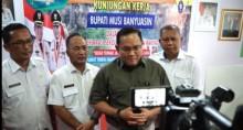 Bupati Muba Dodi Reza Perpanjang belajar Dirumah Peserta Didik Hingga 12 April