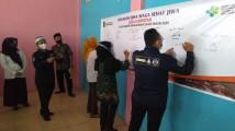 Camat Sekayu Marko Susanto Serahkan Surat Keputusan Desa Siaga Sehat Jiwa