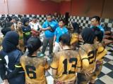 Cetak Gol 10-1 Tim Futsal Muba Bawa Pulang Kemenangan