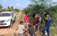 Curi 17 Tiang Besi Milik Pertamina, Aang Gunaipi dan Mansur Diciduk Polisi