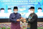 Direksi LPP RRI, Akui  Sumsel Sukses Jadi Tuan Rumah PTQ Tingkat Nasional