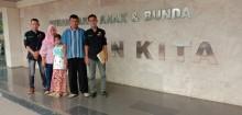 Dirujuk ke Jakarta, Orang Tua Muhtia Berterimakasih Ke Pemkab Muba
