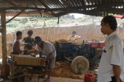 Ditengah Wabah Covid-19, Bisnis Batu Bata Desa Sinar Jaya Tetap Menggiurkan