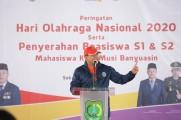 Beasiswa Muba Diserap 41 Perguruan Tinggi di Indonesia