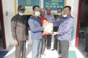 DPRD Dapil 4 Bantu, Sembako Sampai Sanitizer