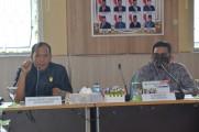 DPRD Muba Bahas Kerusakan Ruas Jalan di Kabupaten Muba