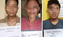 Dua Orang Warga Epil Diciduk Saat OPS Sikat Musi 2019