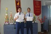 Dua Siswa SMPN 6 Sekayu Juara Olimpiade Matematika Internasional