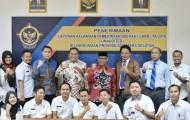Dua Tahun Berturut-turut LKPD Muba Tercepat se-Indonesia