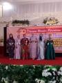 Utusan Dharma Wanita Persatuan (DWP) Pemerintah Kabupaten Musi Banyuasin saat ini, berhasil meraih juara 3 pada Lomba Hijab Pesta tanpa kaca, dalam rangka memperingati hari ulang tahun (Hut) DWP ke 20 dan hari ibu ke 91, Kamis (5/12/2019) di Gedung Sriwij