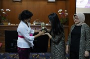 DWP Muba Terus Gencar Beri Perlindungan Perempuan dan Anak