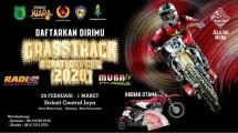 Februari 2020 Ceria, Ayo ke Muba, Saksikan Kejurda Grass Track Bupati DRA Cup Open 2020