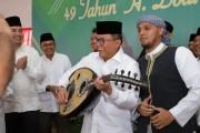 Gelar Doa Bersama Hingga Datangkan Musik Gambus