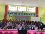 Sosialisasi Narkoba Di SMA Negeri 1 Sekayu dan SMA Negeri 4 Sekayu