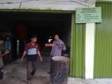 Salah satu pangkalan gas 3 Kg di Bayung Lencir.