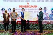 HD : Launching SONGKET, Inovasi Baru Cegah Potensi Dini Karhutla