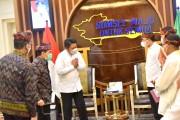 Gubernur Provinsi Sumsel pada saat puncak Festival Palembang Darussalam bulan Juni mendatang.