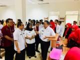 Ibaratkan Poliklinik Executive RSUD Sekayu Seperti Bangun Jalan Tol