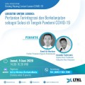 Ikuti Diskusi Online Gotong Royong Lestari Lawan Covid-19