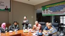 Pemilihan Ketua Umum (Ketum) baru masa bakti 2018-2020. Dalam rapat Umum Anggota (RUA) dihadiri Oleh kepala dinas Pendidkan Musi Banyuasin Musni Wijaya.