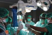 Kondisi Operasi Pasien Lubang Jantung Bawaan dan MR Severe Stabil