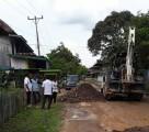 Jalan Provinsi Sekayu-Pali yang Rusak Parah kini berangsur Pulih