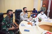 Rapat Koordinasi Implementasi Peraturan Daerah Nomor 01 Tahun 2021 tentang Peningkatan Disiplin dan Penegakan Hukum dalam Pencegahan dan Pengendalian Wabah Penyakit Menular, serta Tindak Lanjut Instruksi Menteri Dalam Negeri Republik Indonesia Nomor 03 Ta