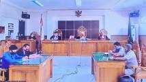 Kasus Perdata Gedung Sport Center Desa Kepayang Dimenangkan Ibu Nurjanah, Hakim Hukum Tergugat Kosongkan Objek Sengketa