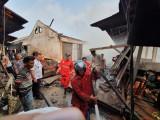 Kebakaran Di Bayung Lencir,  Bupati : Saya Minta OPD Terkait Turun Ke Lokasi Kejadian