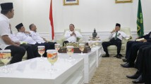Ketua Pengadilan Tinggi Agama Puji One Day Service Muba