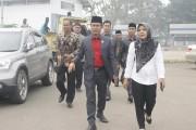 Komisi II, Deperindag  Dan Tim Terpadu Tinjau Pemindahan Pasar Randik Sekayu.