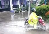 Komplek Randik Mulai Jadi Langganan Banjir