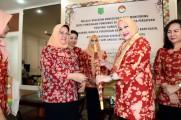 Konsolidasi DWP Prov Sumsel ke DWP Kabupaten Muba