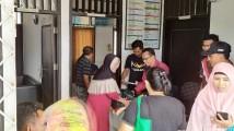 Lagi, Pedagang Korban Kebakaran Pasar Bayung Lencir Menerima Bantuan Sembako